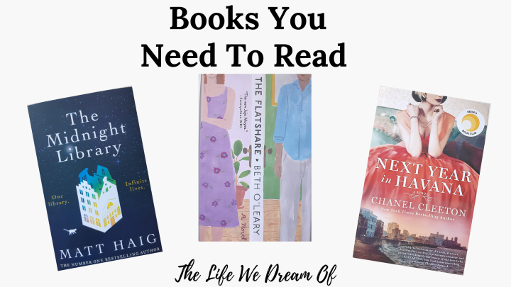 Books You Need To Read