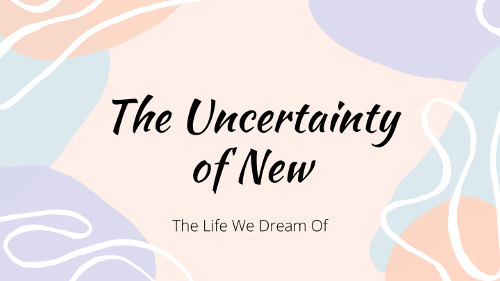 The Uncertainty OfNew